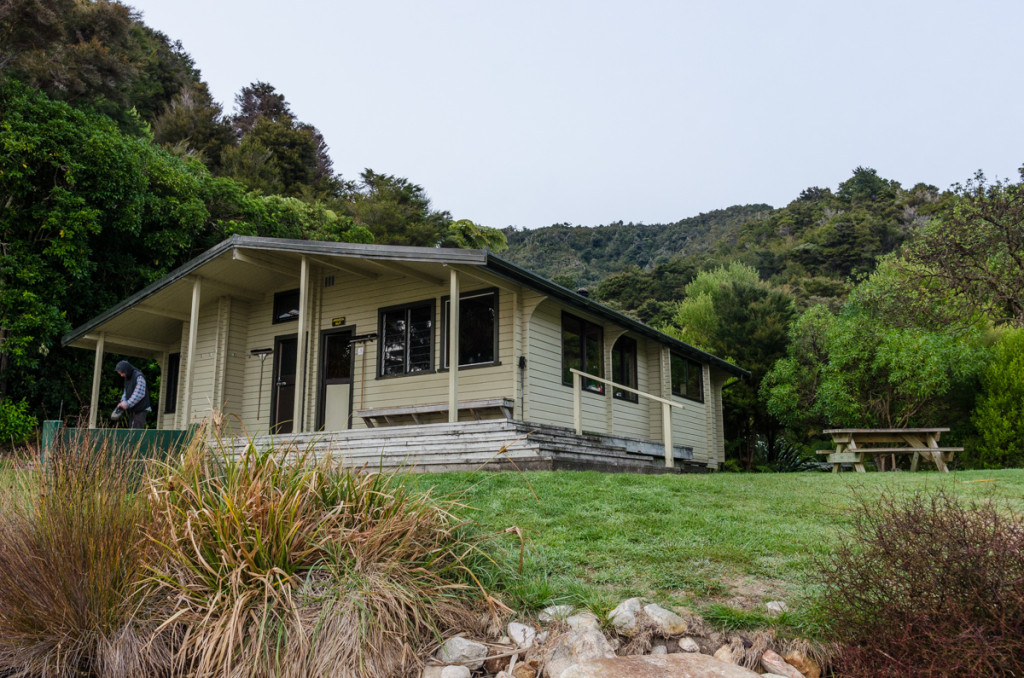 Awaroa Hut, Abel Tasman Coast Track