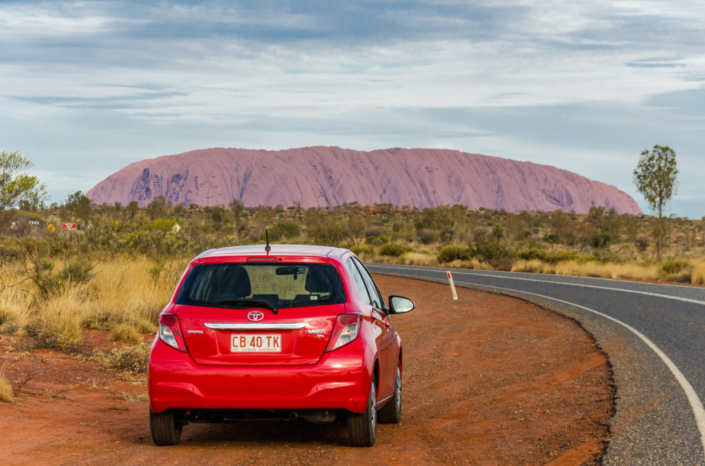Roadtrip to Uluru