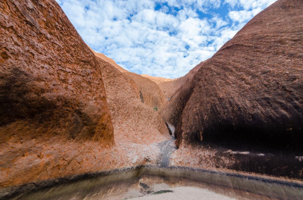 Mutitjulu Waterhole, Uluru
