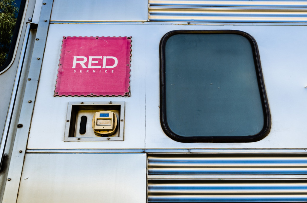 Red Class on The Ghan