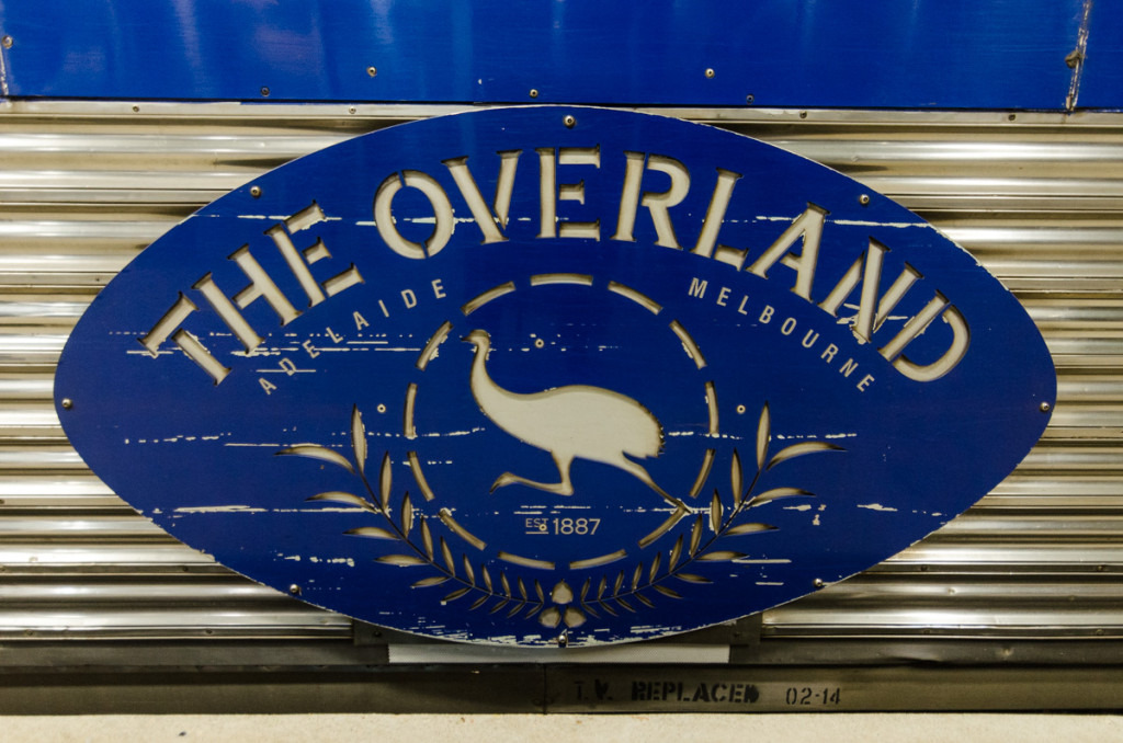 The Overland train
