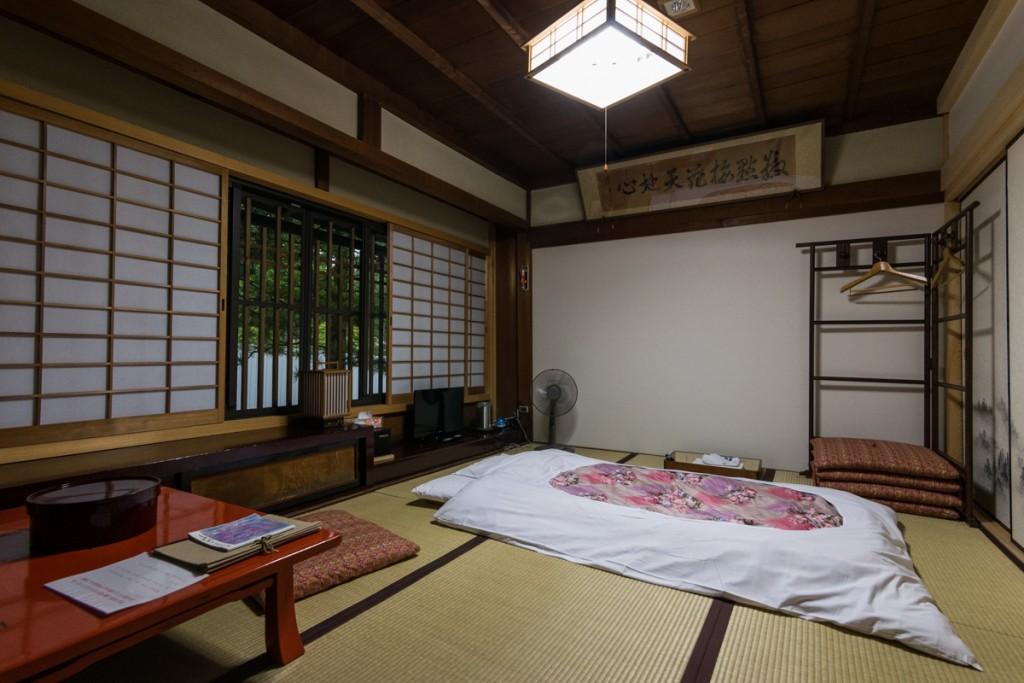 Shojoshin-in temple, Mount Koya