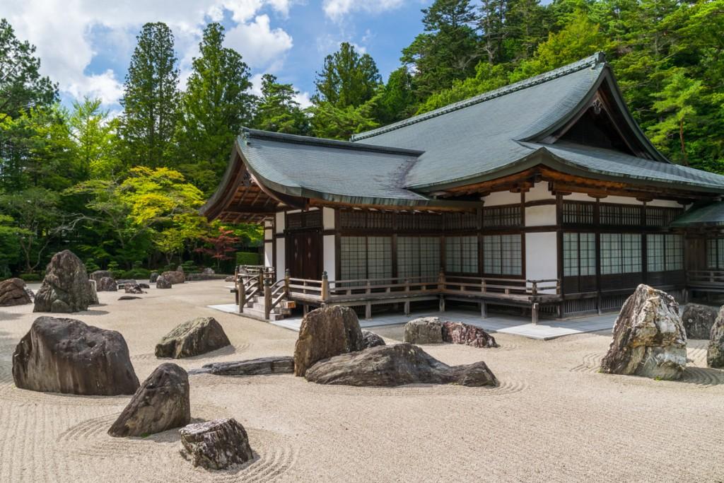 Kongobuji Temple, Mount Koya