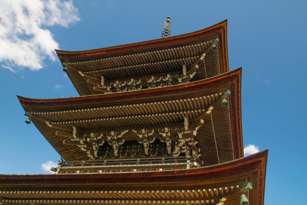 Hidakokubun-ji Temple, Takayama