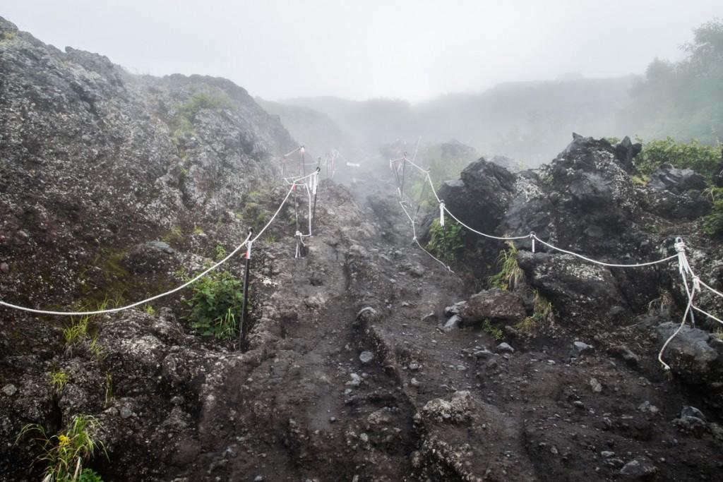 Yoshida Trail, Mount Fuji