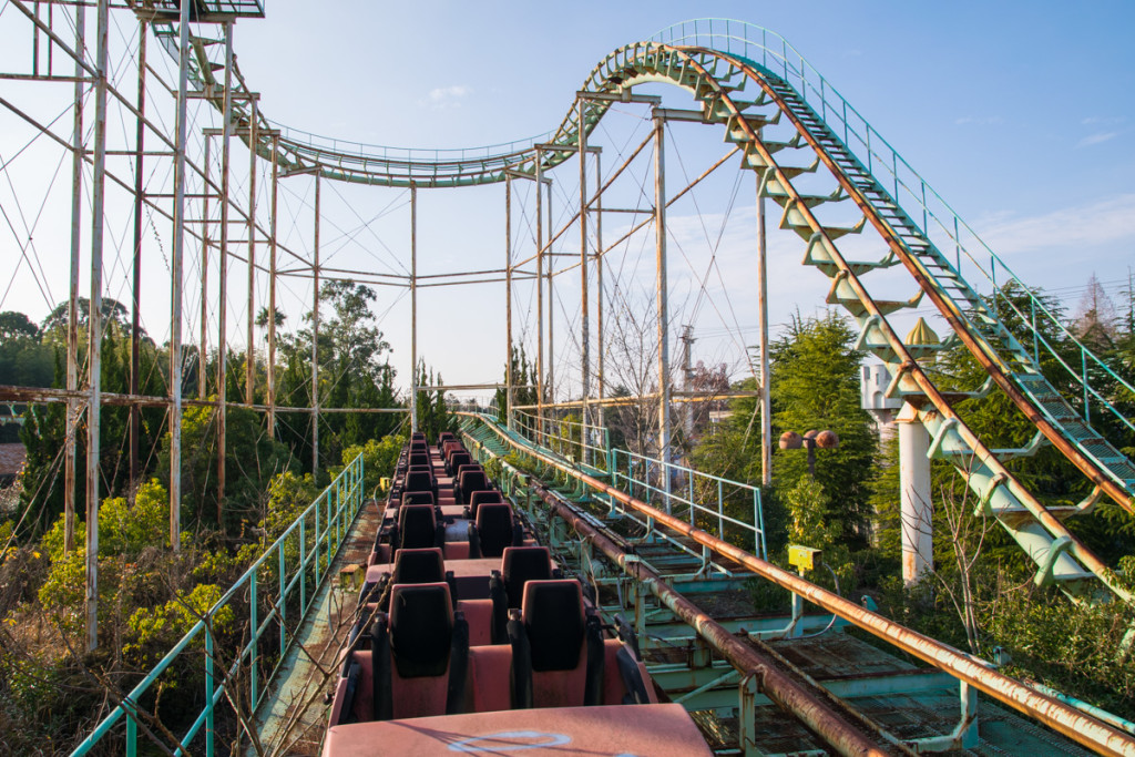 Screw Coaster, Nara Dreamland