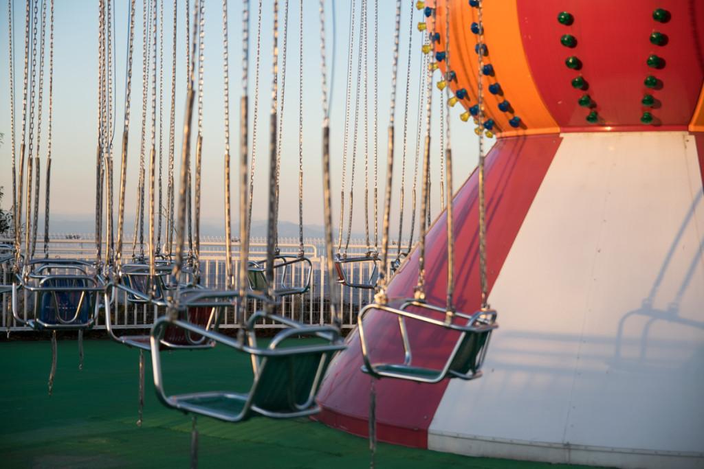 Ikoma Sanjyo Amusement Park