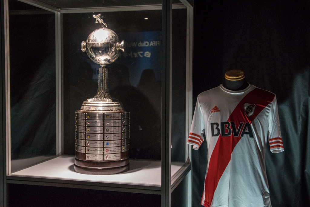 Copa Libertadores trophy, FIFA Club World Cup
