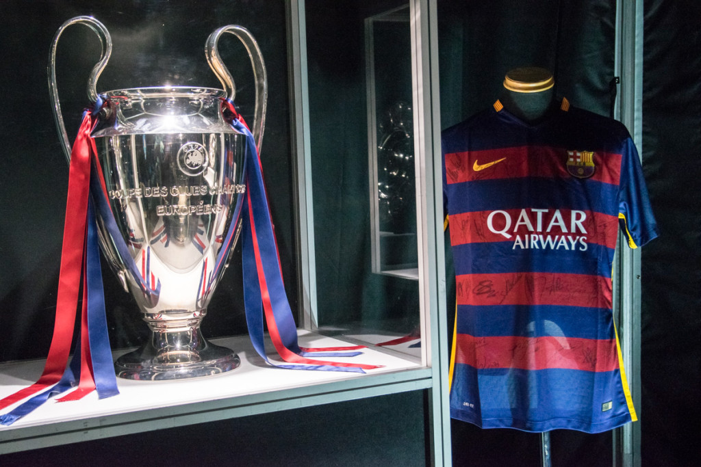 Champions League trophy, FIFA Club World Cup