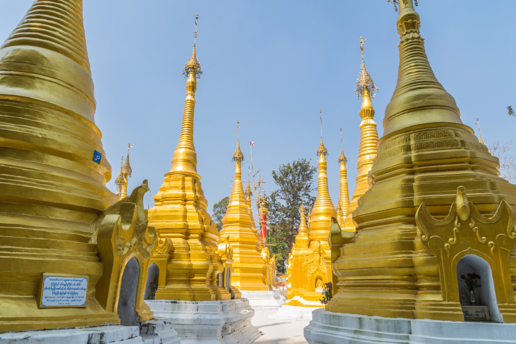 Shwe Oo Min Phaya, Kalaw, Myanmar