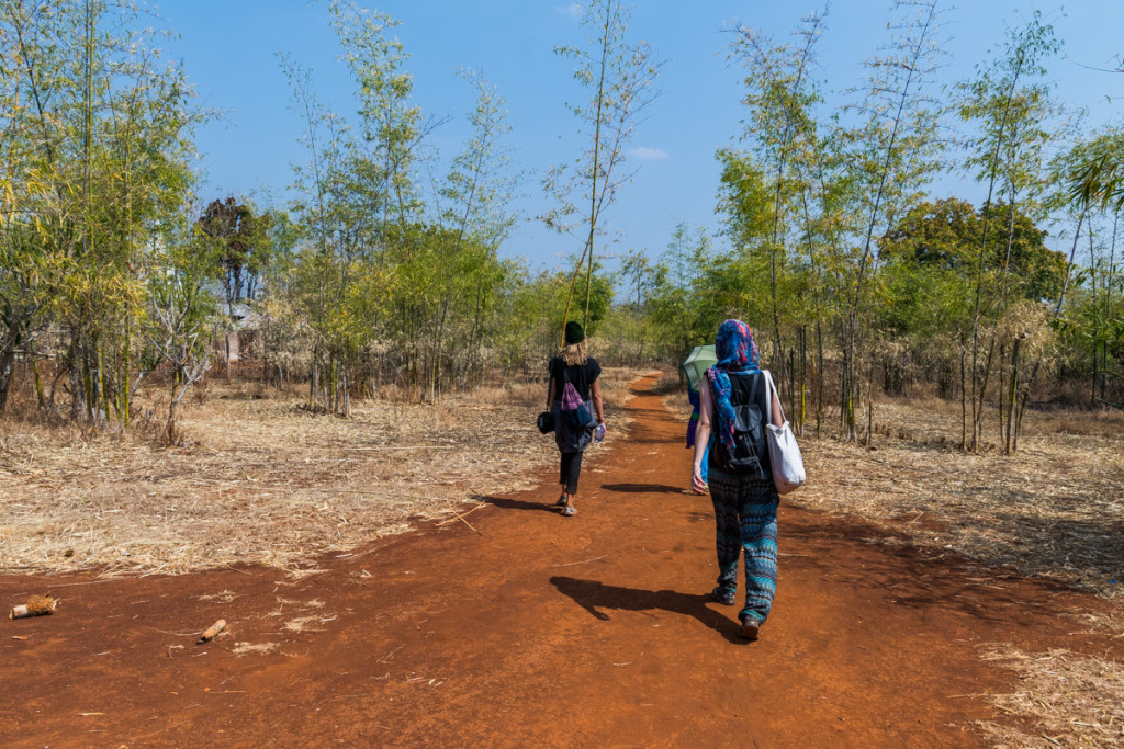 Hike from Kalaw to Inle Lake