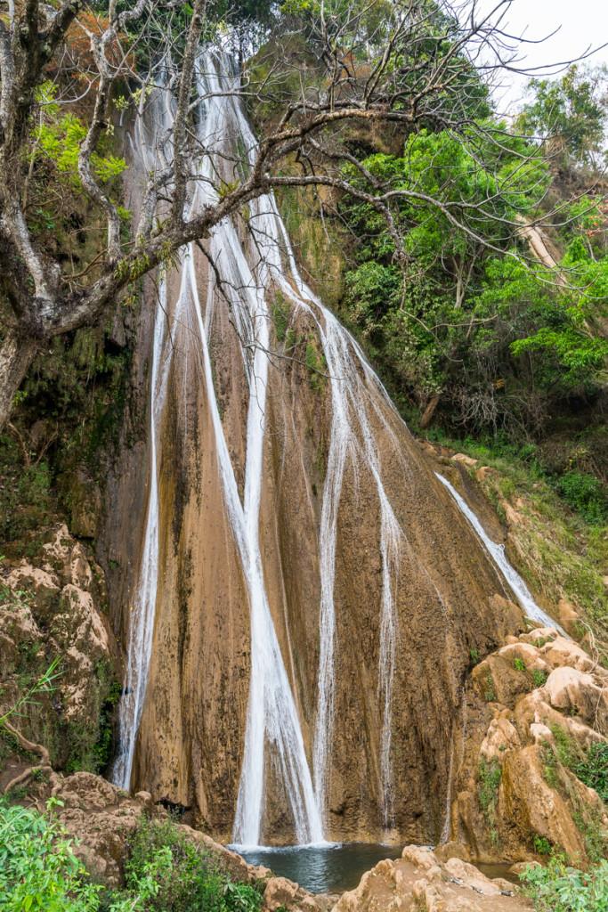 Waterfall, Hsipaw