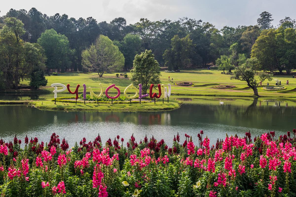 National Kandawgyi Botanical Gardens, Pyin Oo Lwin