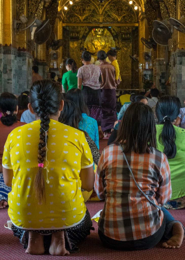 Mahamuni Paya, Mandalay