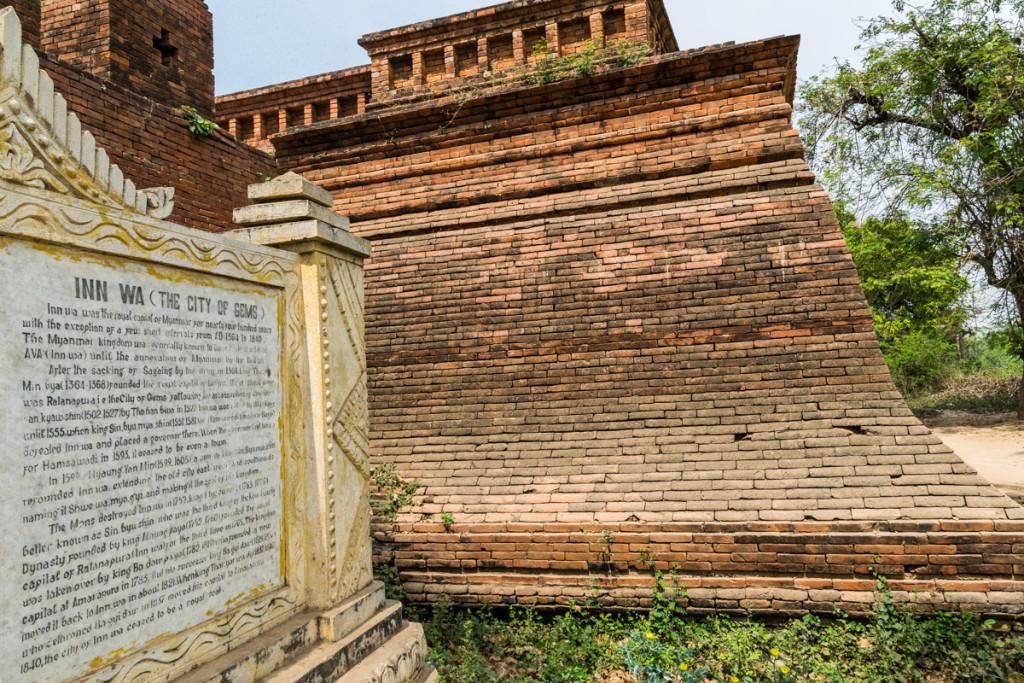 Inwa (Ava), Myanmar