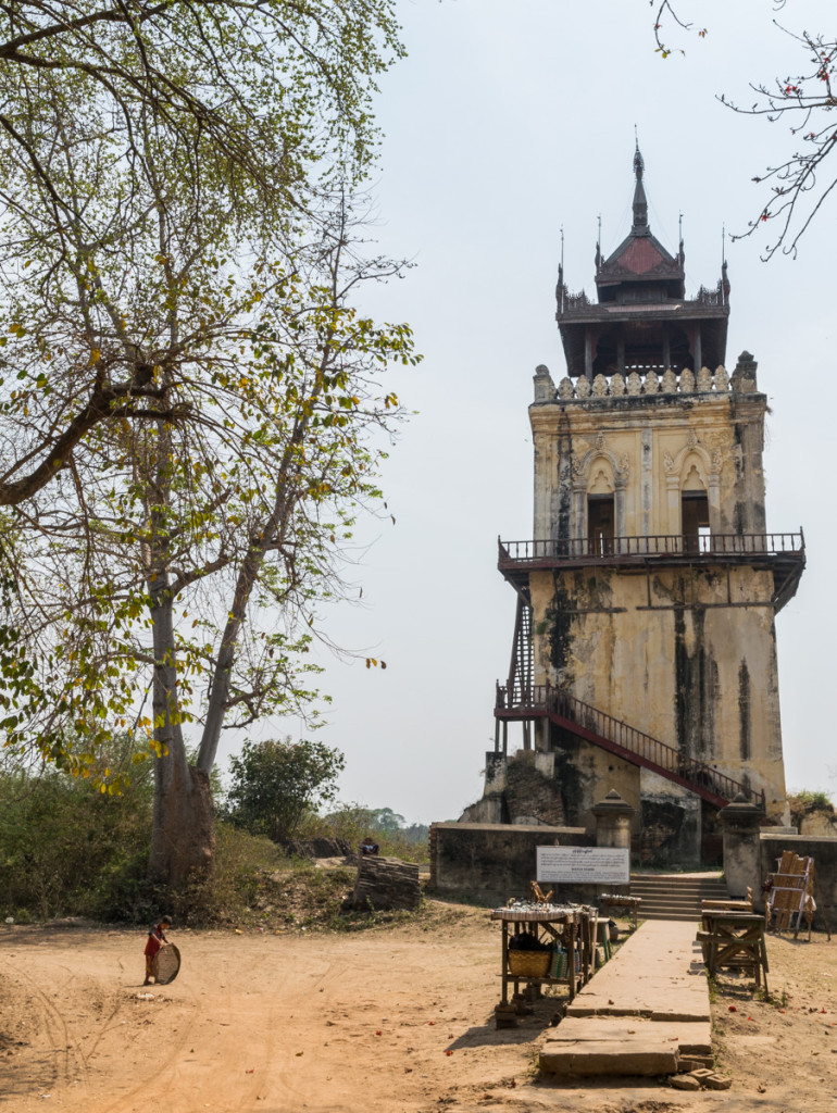Nanmyint Watch Tower, Inwa