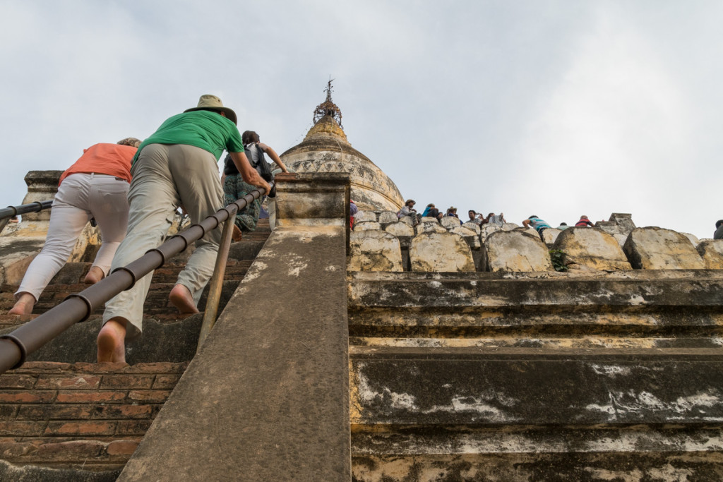 Shwesandaw Pagoda, Myanmar