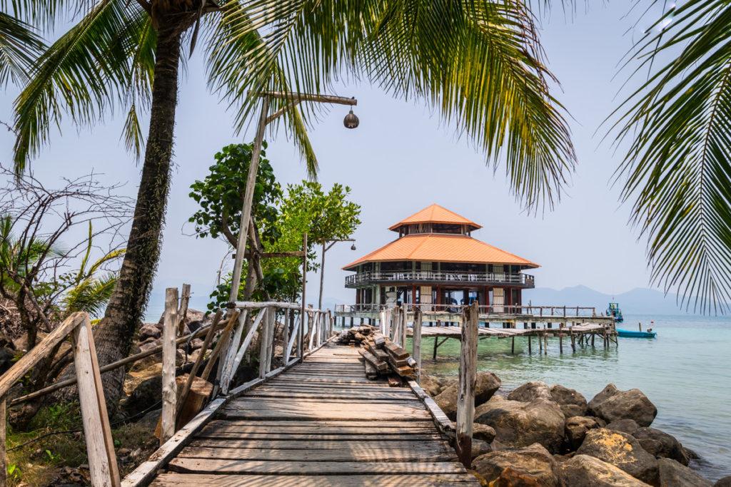 Pakarang Resort in Koh Wai, Thailand