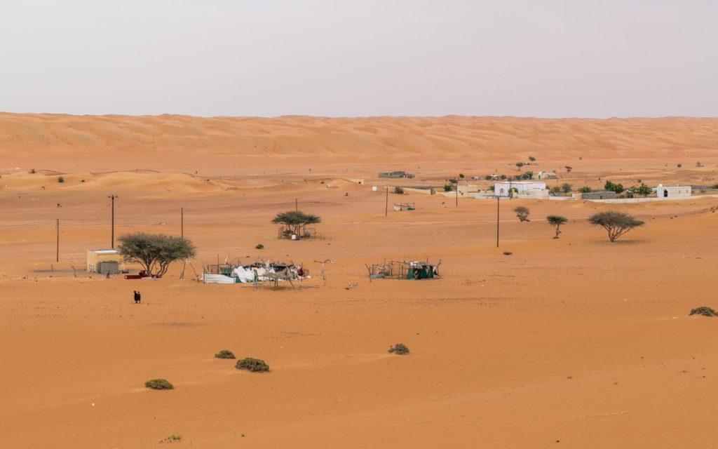 Sharqiya Sands