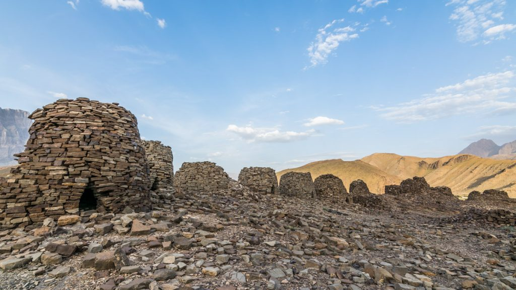 Tombs of Al-Ayn, Oman