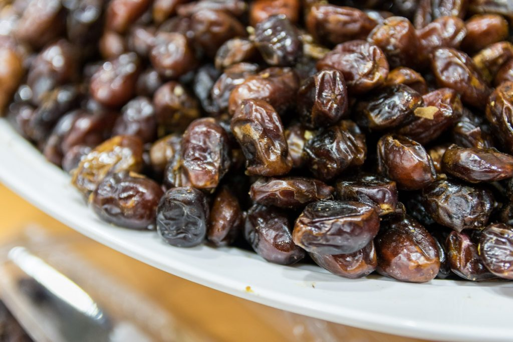 Dates Market in Nizwa, Oman
