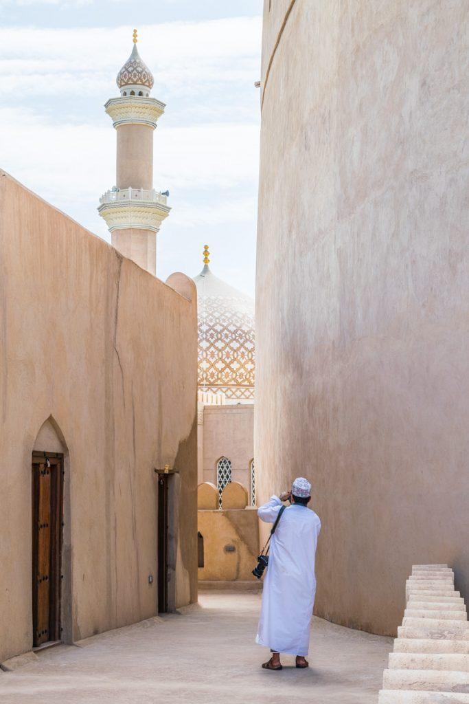 Nizwa Fort, Oman