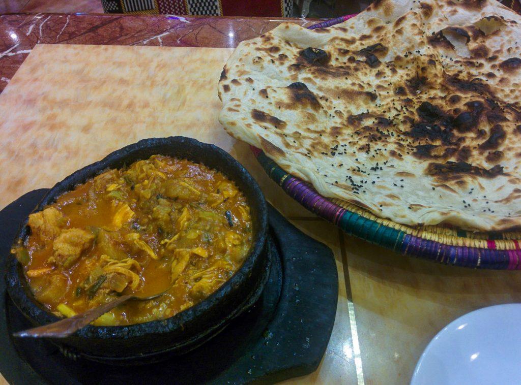 Yemeni dish