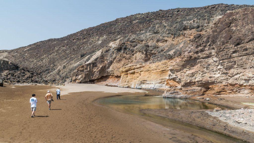 Around Lac Assal, Djibouti