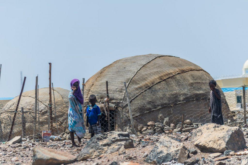 Huts, Djibouti