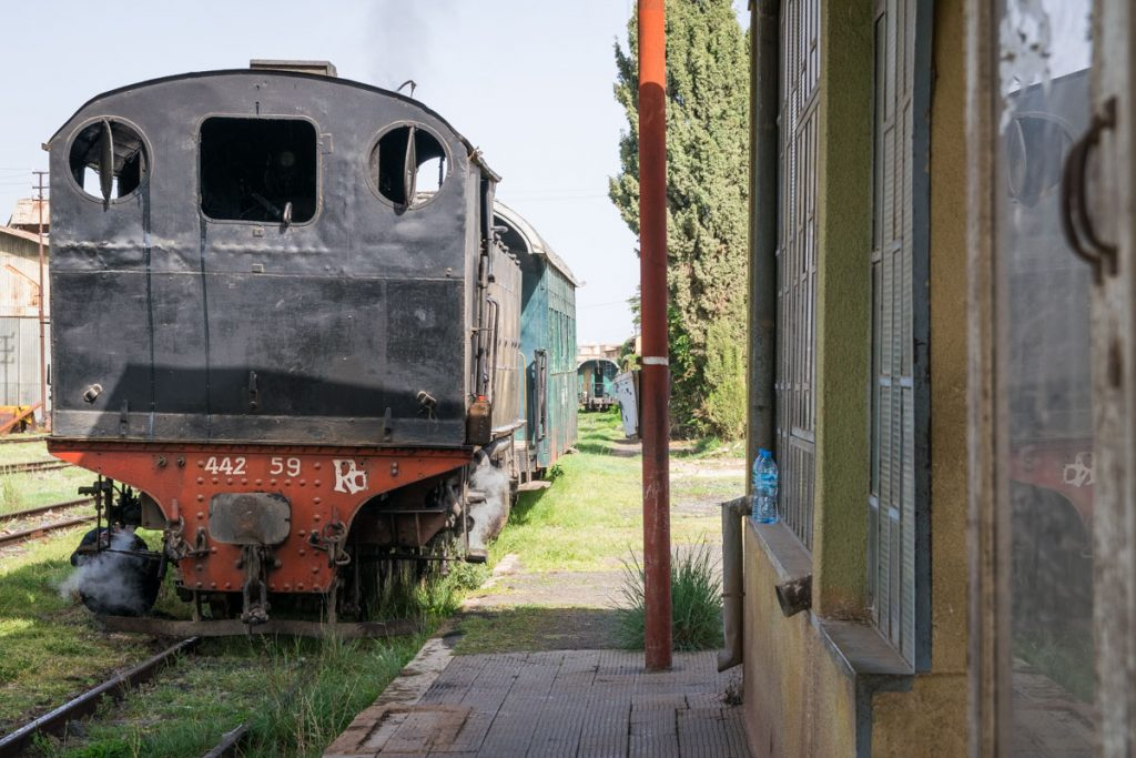 Asmara Railway Station