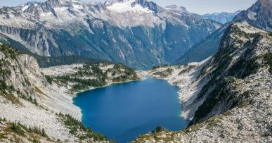 Hidden Lake, North Cascades National Park