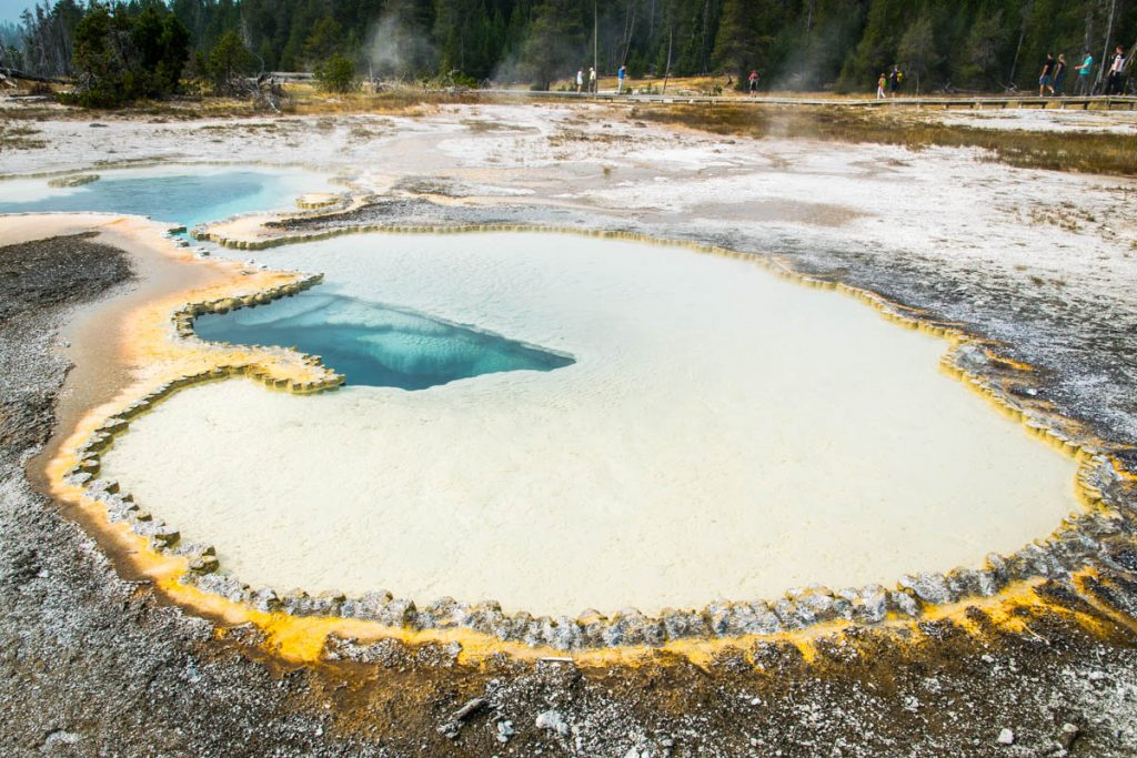 Upper Geyser Basin, Yellowstone National Park