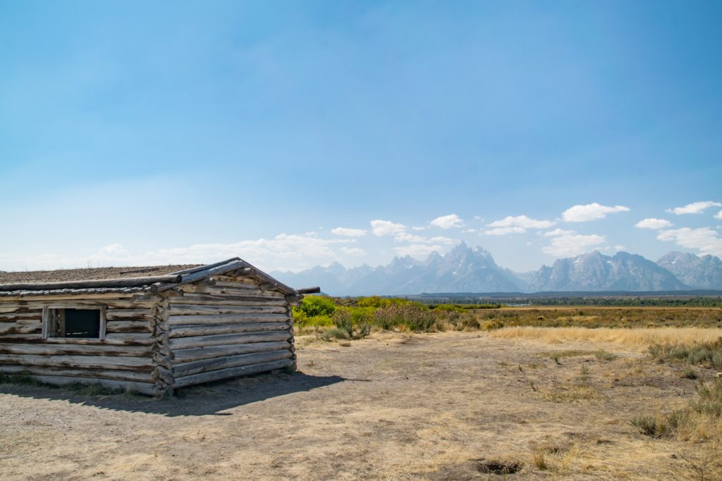 Cunningham Cabin, Grand Teton National Park