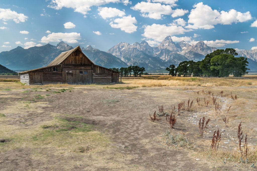 T.A. Moulton Barn, Grand Teton National Park